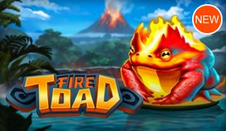 FIRE TOAD ☆5